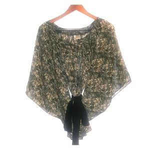 lilly lou Tops - Cover up blouse